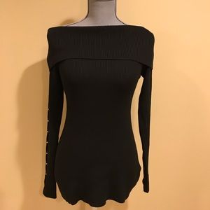 White House Black Market black sweater. Size small